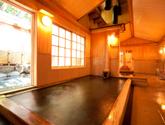 姉妹館の大浴場